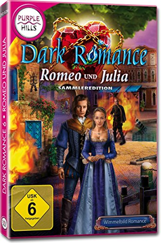 Dark Romance 6 - Romeo und Julia Sammler-Edition [Windows 7/8/10]