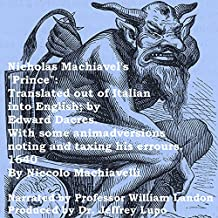 Nicholas Machiavelli's 'Prince'