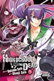 Highschool of the Dead, Vol. 5