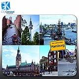 Mousepad Hamburg