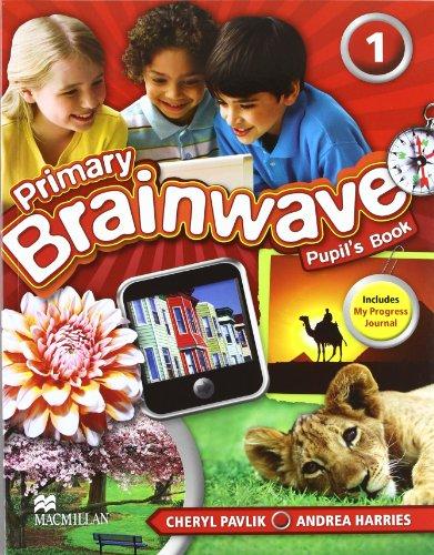 BRAINWAVE 1 Pb Pk - 9780230440401
