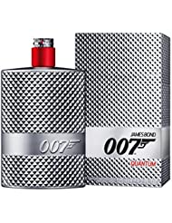 James Bond Quantum Eau de Toilette pour Homme 125 ml