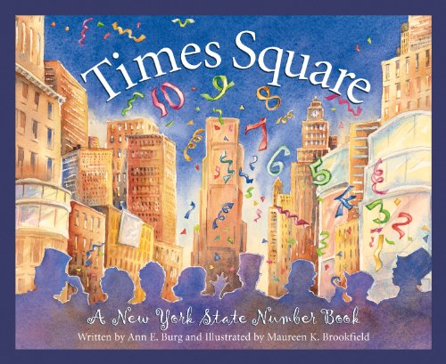 Times Square: A New York State (Count Your Way Across the USA)