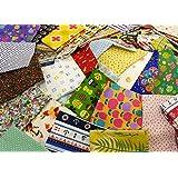 Conjunto de 5 sobre 110cmX1m * color y patrones de tela bolsas surtidas dejarae