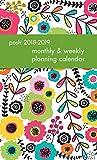 Posh: Glitter Garden 2018-2019 Monthly/Weekly Planning Calendar
