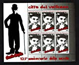 2014 Francobolli Vaticano Charlie Chaplin Minifoglio - LaVecchiaScatola.com - amazon.it