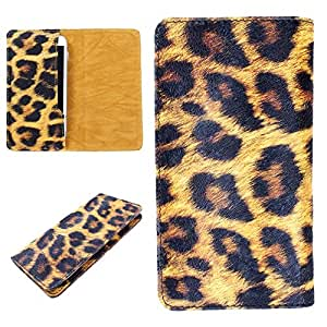 DooDa PU Leather Case Cover For iBall Andi4F ARC3