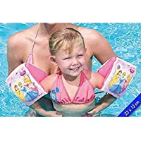 CC Disney Princess 23 x 15 cm Armrests Sea Beach Pool Games Swimming # AG17 6942138919530