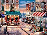 Cafe Rendezvous Jigsaw Puzzle 1000pc