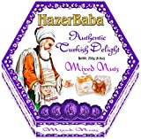 Hazer Baba Pistachio/Hazelnut Turkish Delight Sweets 250 g