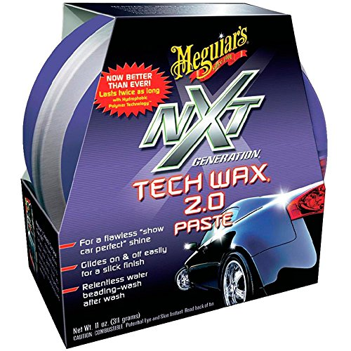 Meguiar\'s G12711EU NXT Generation Tech Wax 2.0 Paste Wax 311g