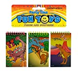 24 Bolsas de 8 Cuadernos en Miniatura - Dinosaurio