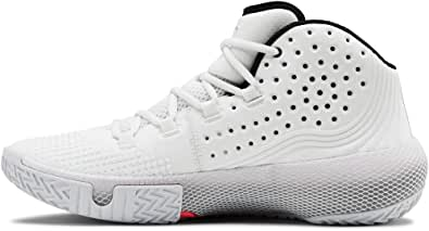 Under Armour Men's HOVR Havoc 2 Basketballschuhe, Scarpe da Basket Uomo