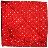 Rojo con lunares blancos Pañuelo de Tyler & Tyler