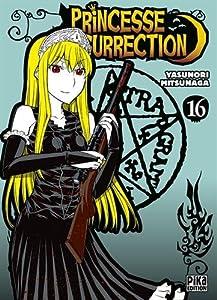 Princesse Résurrection Edition simple Tome 16