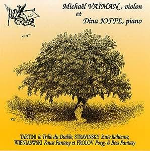 Violin Recital : Tartini / Le trille du diable