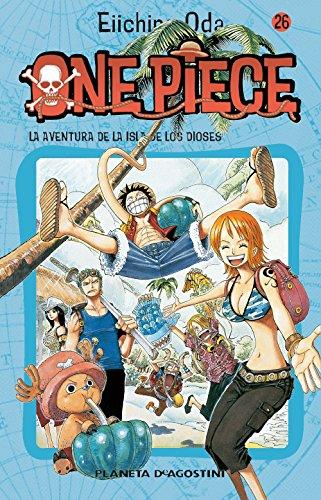 One Piece nº 26: La aventura de la Isla de los Dioses (Manga Shonen) por Eiichiro Oda