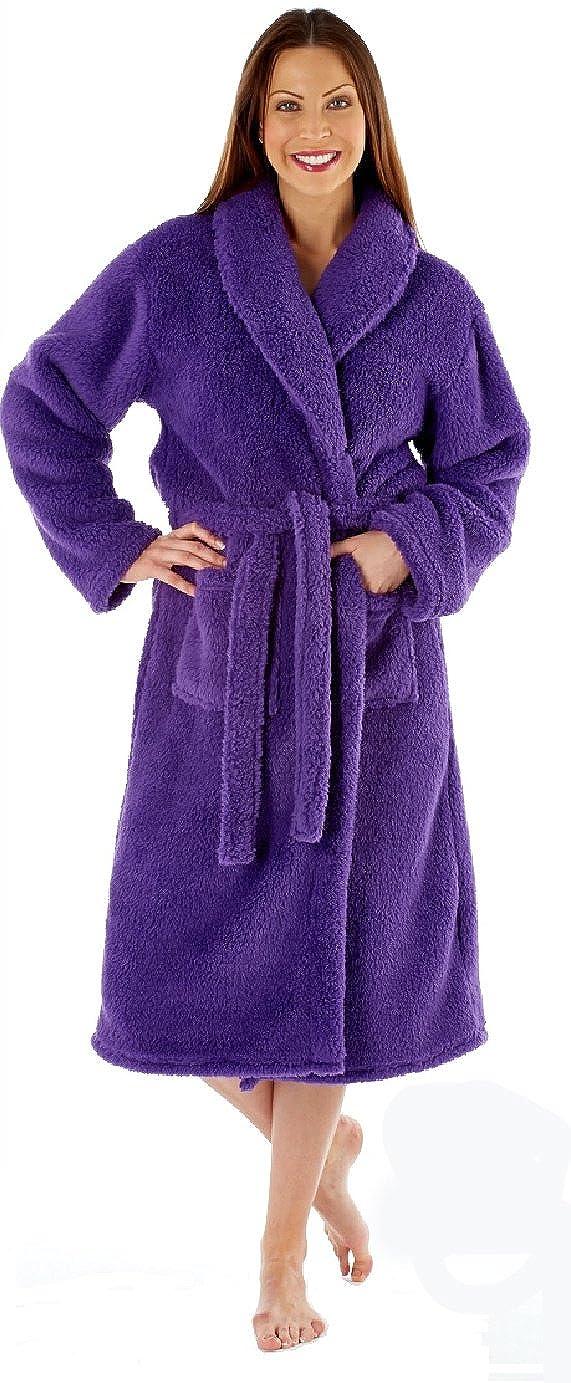Purple Dressing Gown - Best Dress 2017