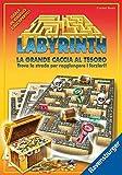 Ravensburger 26548Große Labyrinth Die Schatzjagd