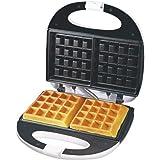 Geepas Waffle Maker-square, Gwm676