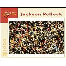 Jackson Pollock: Puzzle - Convergence - 1000 pieces