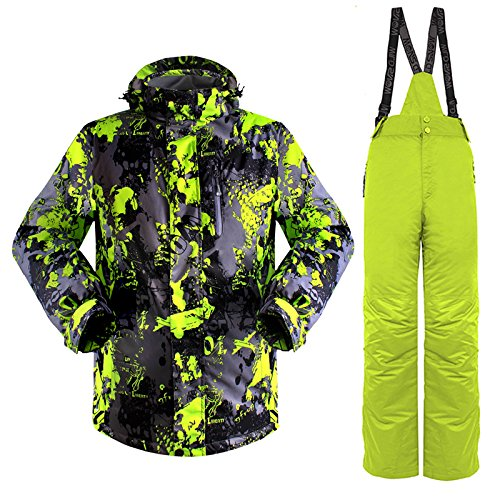 Combinaison de ski professionnel garçons