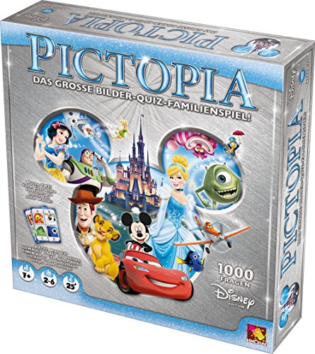 Asmodee-002793-Brettspiel-Disney-Pictopia Asmodee 002793 – Brettspiel – Disney Pictopia -