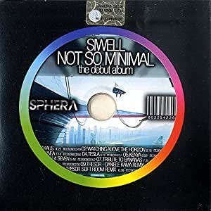 Not So Minimal - The Debut Album