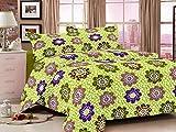 S4S 100% Cotton Premium Double Bedsheet ...