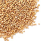 #7: NatureVit Yellow Mustard - 400 Grams | Sarso Seeds (Yellow) | Pilli Sarso | Premium Quality