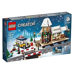 Lego Creator 10259d'hiver de Gare de jouet moyen