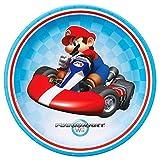 Tortenaufleger Tortenfoto Aufleger Foto Super Mario Bros (31) rund ca. 20 cm *NEU*OVP*