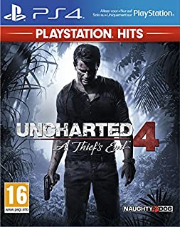 Uncharted 4: A Thiefs End HITS (B07DXQ67LL) | Amazon Products