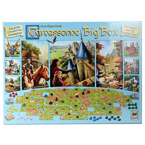 Hans im Glück Carcassonne Big Box Brettspiel