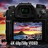 Panasonic Lumix GH5 DC-GH5KBODY 20.3MP 4K Mirrorless Camera (Black)