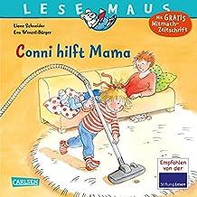 Conni hilft Mama (LESEMAUS, Band 52)