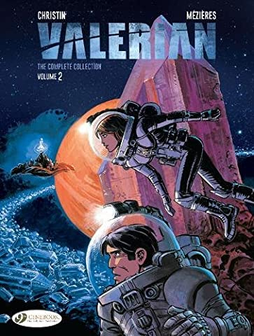 Valerian The Complete Collection - tome 2 Episodes3 à 5 (2)