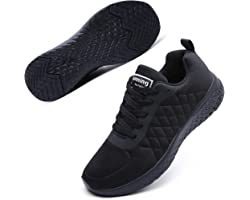 Maichal Trainers Womens Running Shoes Ladies Lightweight Arch Support Tennis Gym Sneakers