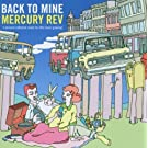 Back to Mine by Mercury Rev Import edition (2006) Audio CD