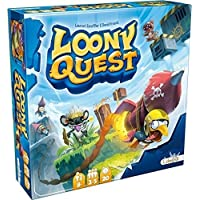 Asmodee - Jeu d'ambiance - Loony Quest