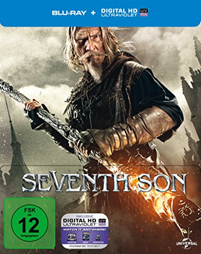 Williams Akzent (Seventh Son - Steelbook [Blu-ray] [Limited Edition])