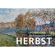 Postkartenbuch Herbst