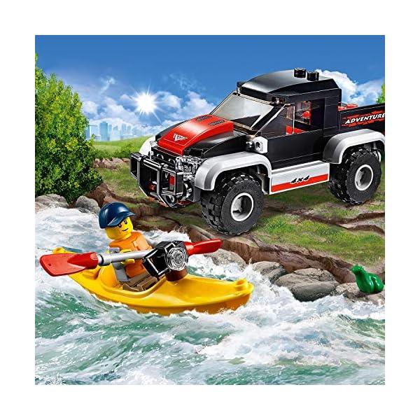 LEGO City - Avventura sul kayak, 60240 4 spesavip