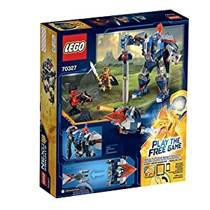 Lego Nexo Knights 70327 - The King's Mech, Set di 3 Figurine Mini 0673419254755 LEGO