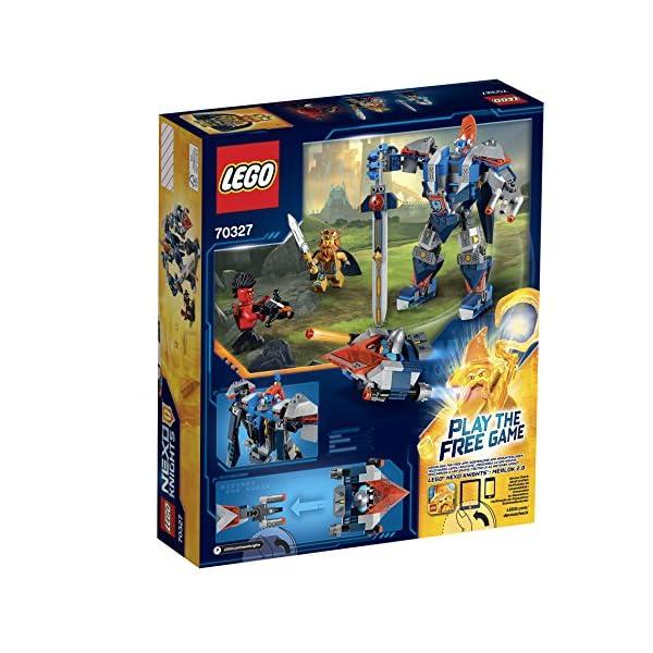 Lego Nexo Knights 70327 - The King's Mech, Set di 3 Figurine Mini 1 spesavip