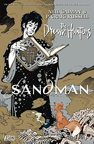 The Sandman: The Dream Hunters (2008-2009) (The Sandman Presents)