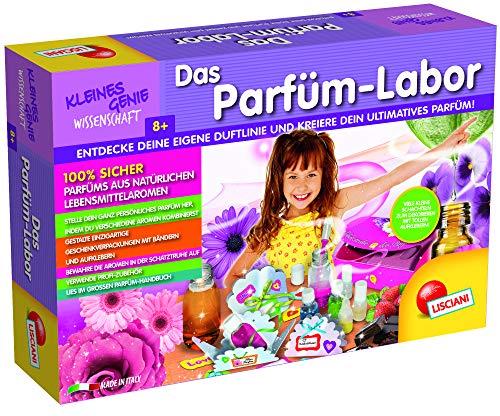 galileo parfum Lisciani 54503 - Das Parfüm Labor, Experimentierkasten