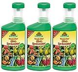 3 x 250 ml Neudorff Neudo-Vital Obst-Spritzmittel