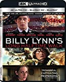 Billy Lynn's Long Halftime Walk 2017 4K UHD +Bluray 3D+Bluray ultra HD Region Free