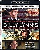 Billy Lynn's Long Halftime Walk 2017 4K UHD +Bluray 3D+Bluray ultra HD Region Free